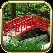 Japanese Garden Puzzle Games