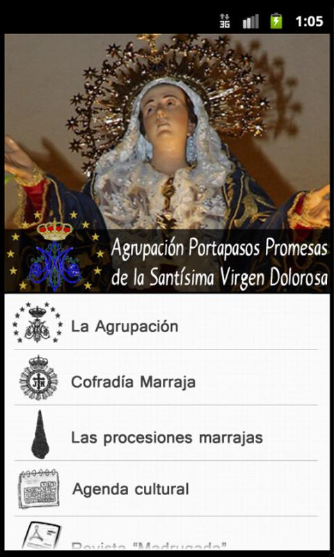 Portapasos Dolorosa - screenshot