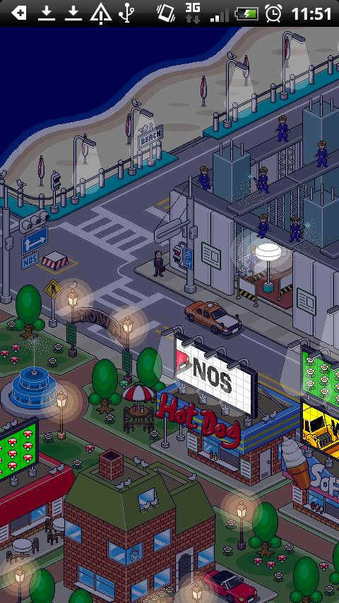 PICTCITY ~THE TOWN~- screenshot