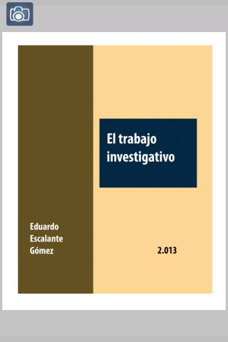 Elementos investigativos