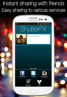 ShutterFX- screenshot thumbnail