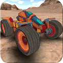 Doom Buggy 3D Racing icon