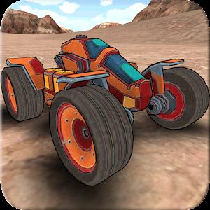 Doom Buggy 3D Racing 賽車遊戲 App Store-愛順發玩APP