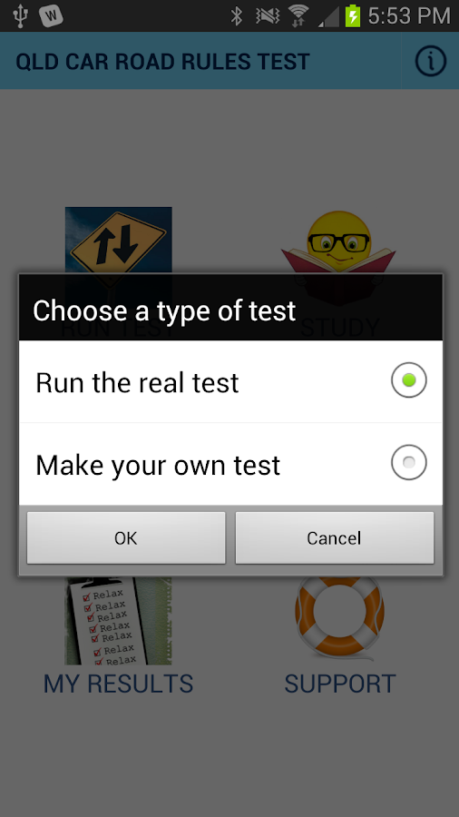 Queensland Car Road Rules Test - Android Apps on Google Play