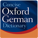 Concise Oxford German Dict. TR icon