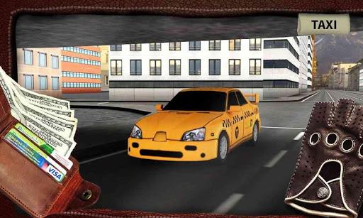 出租車狂野飆車