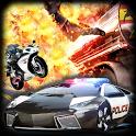 Crazy Police Pursuit icon