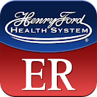 Henry Ford ER Locator icon