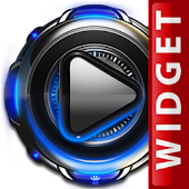 Poweramp Widget Earth