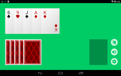 Deck of Cards Now