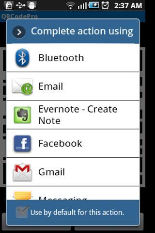 QRCodePro - QR Code Generator - screenshot