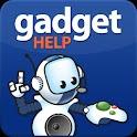 Sony Ericsson W715 Gadget Help logo
