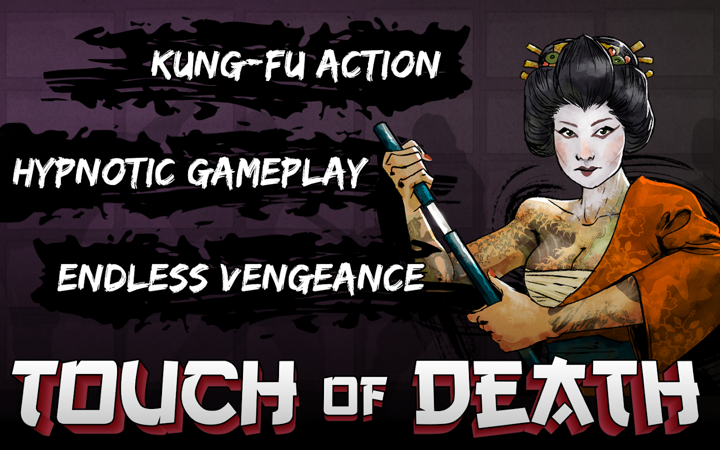 Touch of Death Free- screenshot