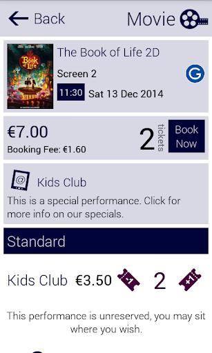 【免費娛樂App】Showtime Cinemas-APP點子