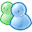 MSN Talk icon