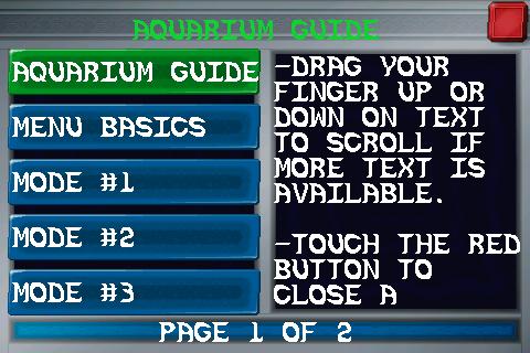 【免費模擬App】Poquarium-APP點子