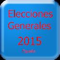 Elecciones Generales 2015 icon