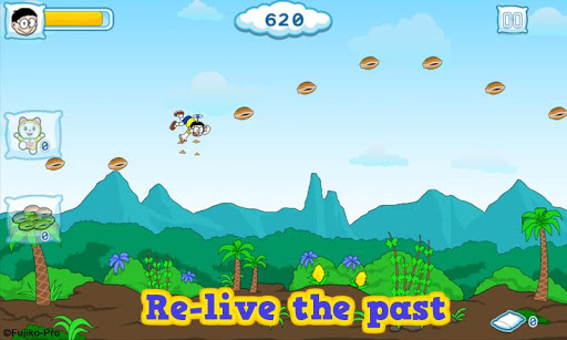 Doraemon Time Travel Dream