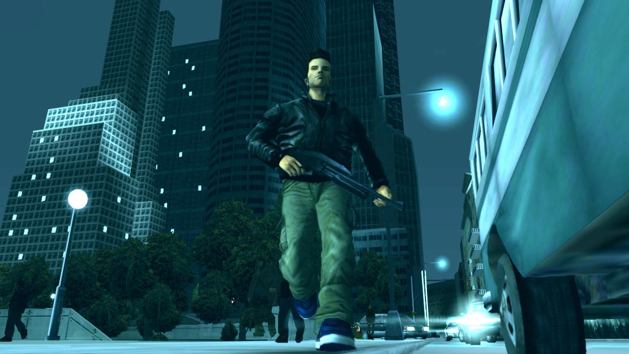 Grand Theft Auto III screenshot #5