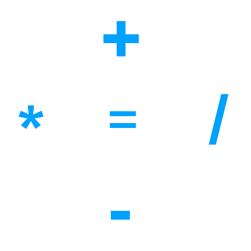 Just Calculate! LOGO-APP點子