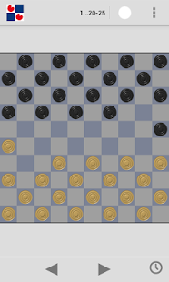 Frisian draughts- screenshot thumbnail
