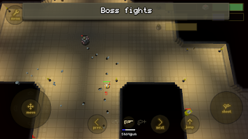Screenshot of Alien Blitz