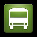Pubtran (Czech public transit) logo