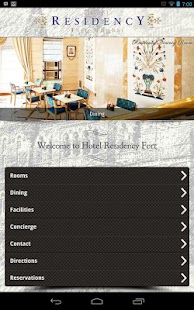 Residency Hotel Fort, Mumbai- screenshot thumbnail