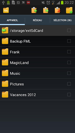 File Manager - FileMan Lite