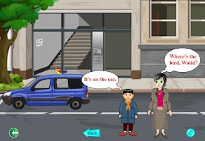Screenshot of Learn English for Schools 2