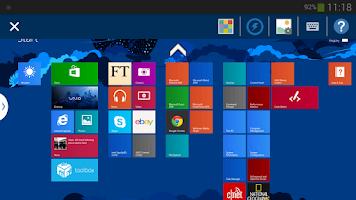 Screenshot of NetSupport Manager Control