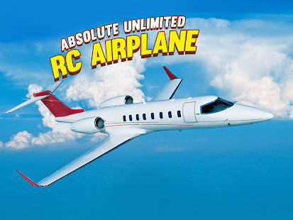 Absolute Unlimited RC Airplane