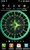 Screenshot of Easy Compass Live Wallpaper