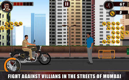 Singham Returns – Action Game 1.0.28 screenshot 435707