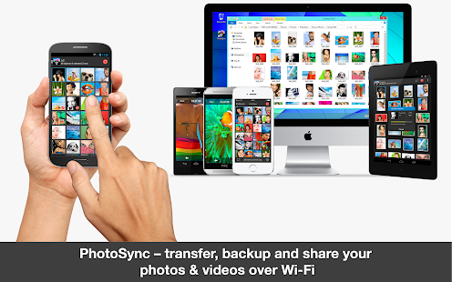 PhotoSync – Photo Transfer- screenshot thumbnail