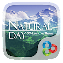 Natural Day GO Launcher Theme icon
