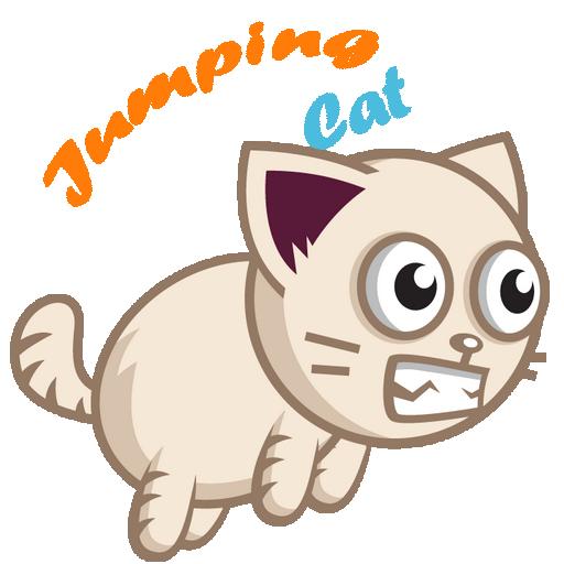 Jumping Cat 街機 App LOGO-硬是要APP