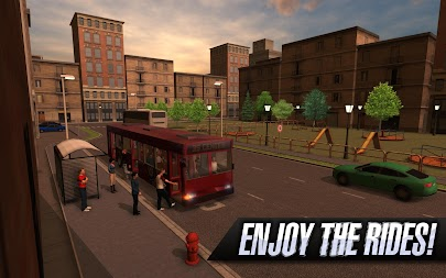 Bus Simulator 2015 APK screenshot thumbnail 10