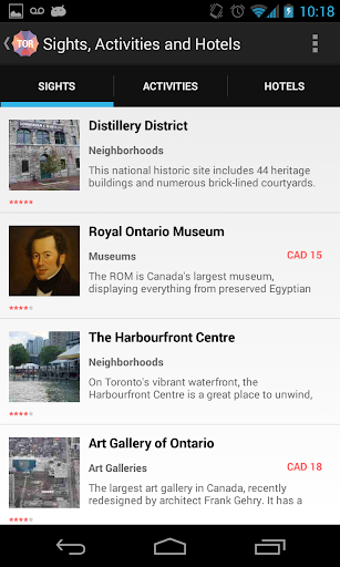 Holidayen Toronto Guide