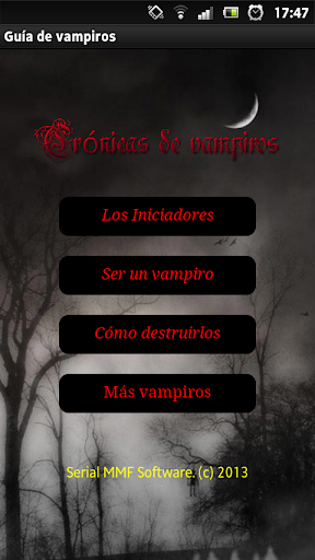 Archivos secretos: Vampiros