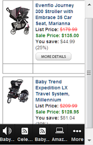 Baby Stroller screenshot 3