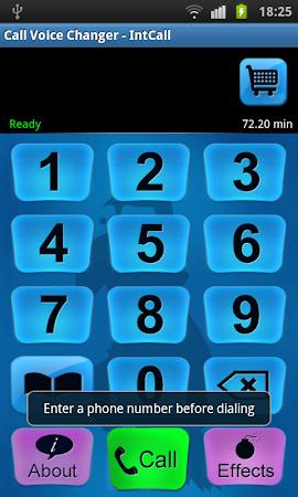 Call Voice Changer - IntCall 8.0 screenshot 632541