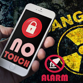 Alarm when you touch Phone