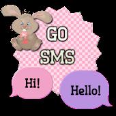 EasterBunny/GO SMS THEME