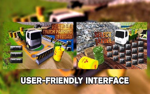 Real-4X4-Truck-Parking-Offroad 6