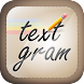 Textgram -Text for Instagram icon