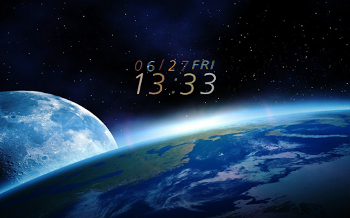 【免費娛樂App】Space Live Wallpaper-APP點子