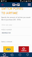 Screenshot of Pick n Pay
