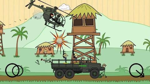 Doodle Army Boot Camp Screenshot 2