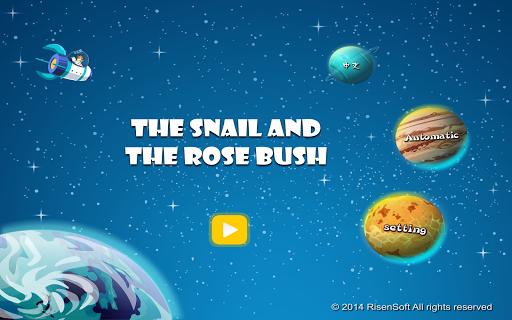 The Snail and the Rosebush